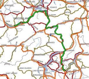 2b Suisse nouvelle trace