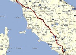 5 Via Francigena Italie_1_1022km